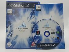 Torino 2006 - Olympic Winter Games / Sony Playstation 2 / PS2 / Spiel