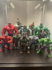 marvel legends hulk