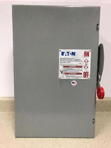 Eaton DG324UGK Safety Switch NEW