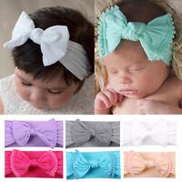 accessoires pour cheveux bébé bandeau bowknot ruban bande de nylon pour cheveux