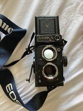 New ListingYashica Mat 124 G Medium Format Film Camera with 80mm f/3.5 Japan