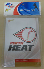 2012/13 Select Australian Baseball League - PERTH HEAT Baseball Cards
