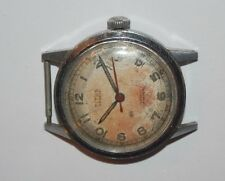 VINTAGE WIND UP TITUS GENEVE SWISS MEN'S WATCH, NO BAND, RUNNING!