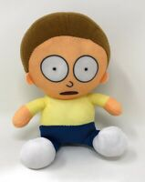 """Rick and Morty Plush (6"""" Morty) 2019 Toy Factory"""