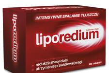 Liporedium 60 tabletek / DIETA, REDUKCJA WAGI, ODCHUDZANIE