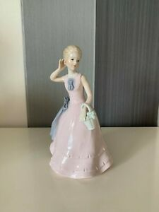 Porcelain Mark Query Germany Porcelain Girl Figurine With A Basket