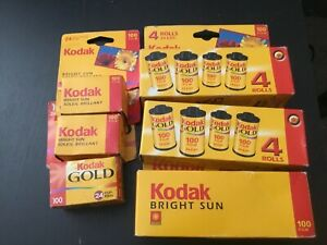 KODAK 1000 COLOR FILM /EXPIRED