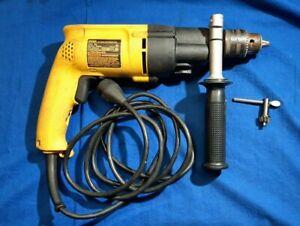 "DEWALT DW505 1/2"" VSR Dual Range Hammer Drill"
