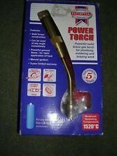 A NEW FAITHFULL POWER TORCH.