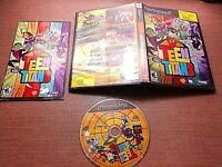 Sony PlayStation 2 PS2 CIB Complete Tested Teen Titans Ships Fast