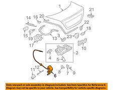 Mercedes MERCEDES-BENZ OEM E320 Trunk-Lock or Actuator Latch Release 1717500085
