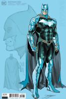 Batman #100 (Jorge Jimenez Card Stock Variant) (Joker War)   1:25 Cardstock   DC