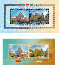 Armenia + 2 S/S MNH** 2017 Armenia joint issue Blue Mosque Holy Savior Cathedral