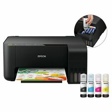 Epson EcoTank ET-2710 3in1 Drucker Scanner Kopierer Multifunktionsgerät A4 WLAN