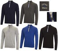 Cutter & Buck Golf Tech Lined Sweater Wind Block RRP£59.99 S M L XL XXL 3XL