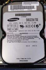 Samsung SpinPoint SV0322A - hard drive - 3.2 GB - ATA-33 - Used - Tested - Rare