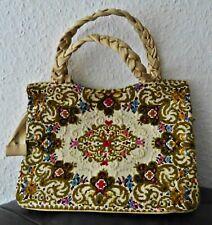 Handtasche Gobelin Tasche 60er Nachlass