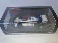 Spark Brabham BT44B #33 P. Neve Belgium GP 1976 1/43 S7101