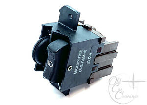 1984-1986 Lincoln Continental Headlight Switch (E4LY11654A) NOS