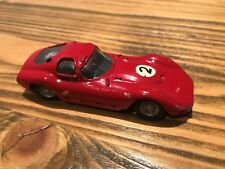 Maserati Modellauto Handarbeit Tipo 151-1 toy modelcar 1:43 Prevost
