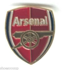 Arsenal Football Club Enamel Lapel Pin Badge Official Merchandise