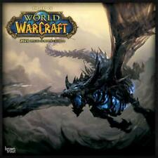 World Of Warcraft - 2021 Wall Calendar - Brand New - 18762