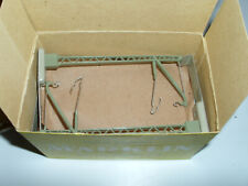 New Vintage Marklin HO Scale Catenary Masts 7009 With Screw On Bases BOX/10 NOS