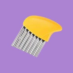 Yellow Wax Cutter