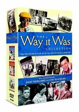 THE WAY IT WAS COLLECTION  - NOSTALGIC BRITAIN 1930's - 1960's - NEW DVD BOX SET