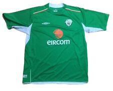 Ireland Umbro Jersey 2004 FAI  XL Extra Large