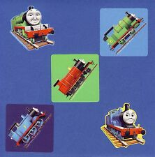 10 Thomas the Tank Engine Train Shaped Stickers - Party Favors - Rewards
