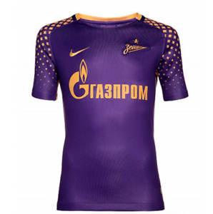Nike Zenit ST. Petersburg Kids 3rd Shirt 2017/18 New Size XL (13-15 Years)