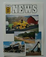CMI Corporation News Fall 1997 dealer brochure catalog - English - USA