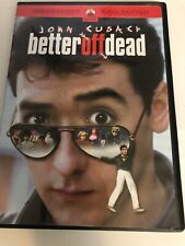 Better Off Dead (Dvd 1985) John Cusack Widescreen