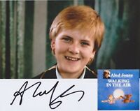 Aled Jones Hand Signed 8x10 Photo, Autograph, The Snowman Walking In The Air