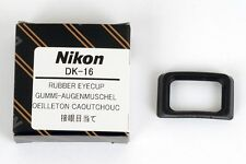 Oeilleton caoutchouc Nikon DK-16 Pour D40 D50 D60 D70 D3000 D5000