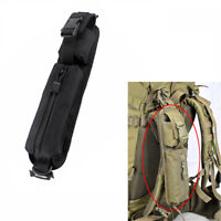 Tactical Outdoor Backpack Shoulder Strap Bag Pouch Molle Accessory Hunting Tool