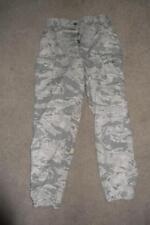 Military ABU 12R USAF Womens Utility Trousers Tiger Strip Camo Cargo 28x28  #155