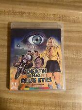 Death Has Blue Eyes Nico Mastorakis 1975 Supernatural Horror Arrow Video Blu-ray