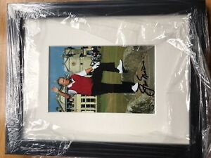 Jack Nicklaus Signed & Framed 2005 Open Championship 6 X 4 Photo