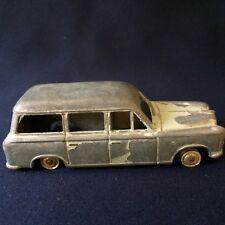 PEUGEOT 403 COMMERCIALE  modèle réduit vintage par CIJ/ FRENCH vintage MODEL CAR