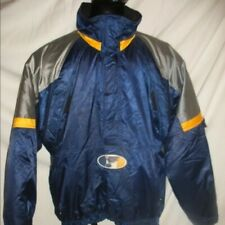 Vintage St. Louis Blues Starter Jacket 1/4 Zip Pullover NHL Size XL