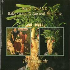 "Baby Grand: ""S/T""  & ""Ancient Medicine""  (Digipak CD)"