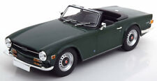 Minichamps 1969 Triumph TR6 Convertible Dark Green 1:18*Brand New! HOT SELLER!!