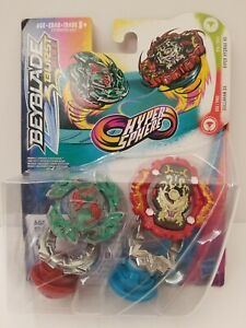 Beyblade - Burst Rise Hypersphere/ Dual Pack Viper Hydrax H5 and Dullahan D5