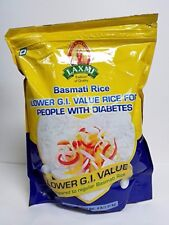 Basmati Rice Lower G.I. Value Rice  4lb ( 1.81kg) Best for Diabetic people