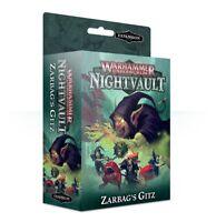 Underworlds: Nightvault – Zarbag's Gitz Warhammer Age of Sigmar NIB