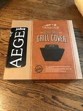 Traeger Black Grill Cover 40 in. H x 22 in. W x 54 in. D Select BAC375
