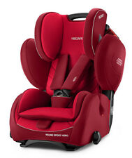 Recaro Young Sport HERO Group 1, 2 & 3 Baby Infant Child Car Seat - Indy Red