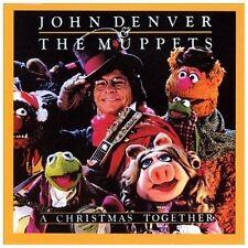 A  Christmas Together by John Denver/The Muppets (CD, Dec-2005, Windstar)